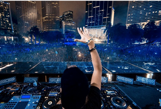 DJ PYROKISS au Lounge Marriott DOHA