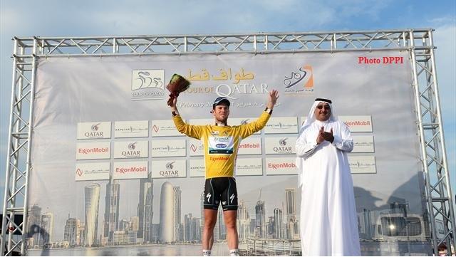 Fin du 12 ᵉ tour du Qatar 8 février 2013