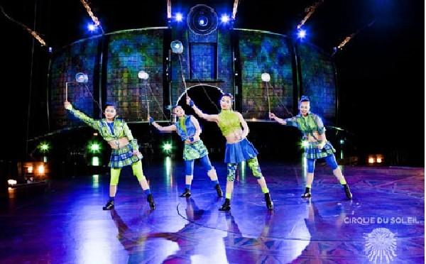 Le cirque du Soleil à Doha en septembre