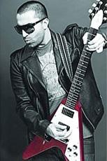 Naser Mestarihi Qatari rock star releases album