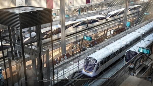 Metro de Doha, les qatariens et les conséquences de la promiscuité