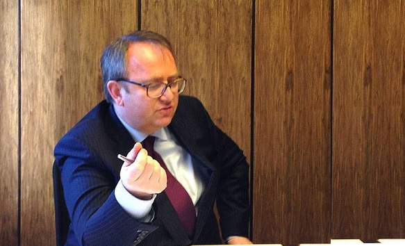 Le sénateur Leconte monte au créneau pour Jean Pierre Marongiu prisonnier au Qatar