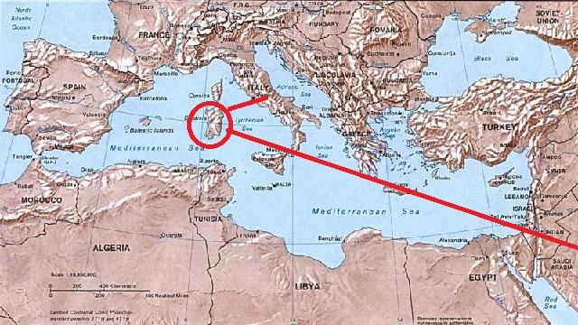 La Sardaigne réunit le Qatar et le Vatican