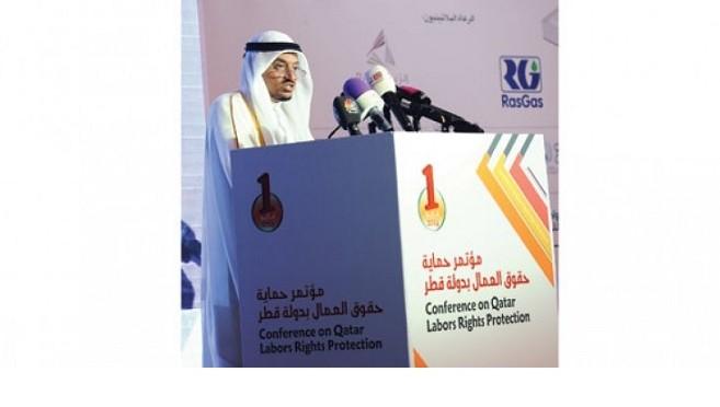 Doha 27 mars 2017, la suppression du ministère du travail au Qatar est une erreur politique