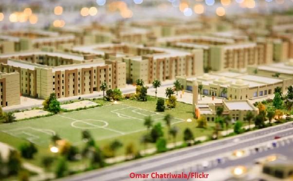 Bulle immobilière au Qatar