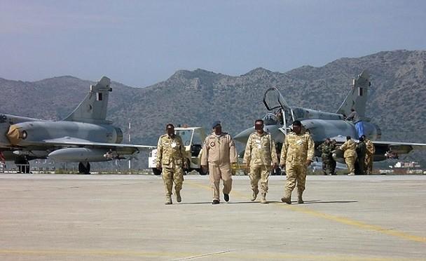 Les avions de chasse du Qatar vont frapper Daesh depuis la Turquie