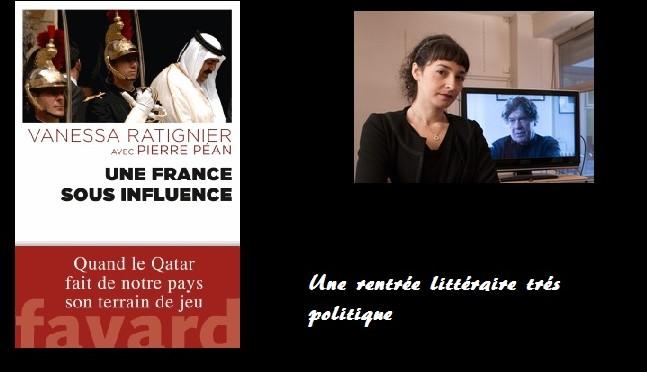 La charge contre le Qatar et Sarkozy
