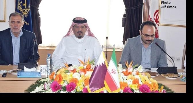 Les 29 élus du Conseil Municipal Central du Qatar