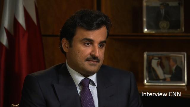 Tamim al-Thani, émir du Qatar, seigneur de la confusion