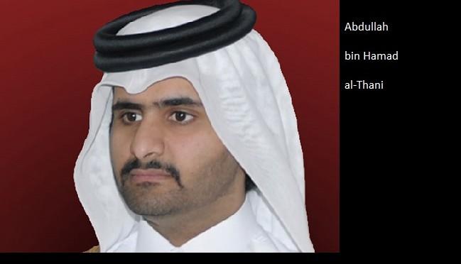 Qui est Abdullah bin Hamad Al Thani le vice émir du Qatar