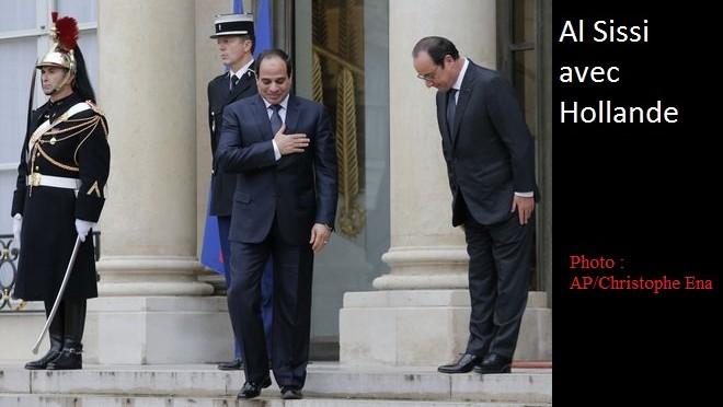 Al Sissi le seul capable de remettre de l'ordre en Libye