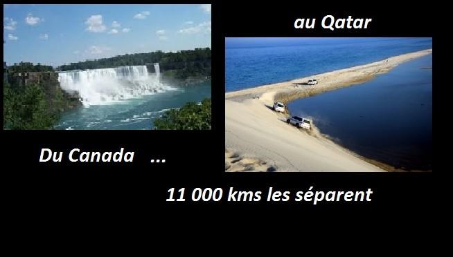 Faciliter les voyages entre le Canada et le Qatar