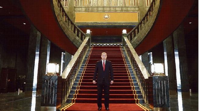 Erdogan perd son pari