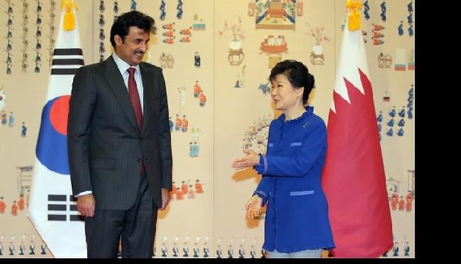 La Corée du Sud veut rééquilibrer son commerce avec le Qatar
