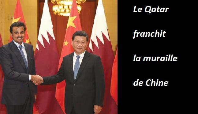 Le Qatar joue l'équilibriste entre le Japon, la Chine et les USA