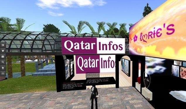 Ouverture de notre premier espace virtuel sur le Qatar