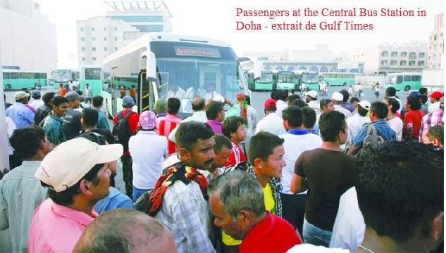 Les Népalais condamnés à rester au Qatar à cause de la Kafala