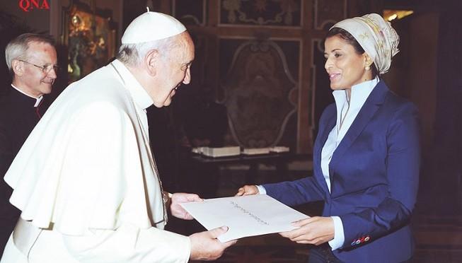 Le Qatar envoie un redoutable ambassadeur au Vatican