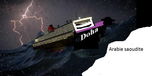 Impasse dans le Golfe, la tempête gronde, 13 juin 2017