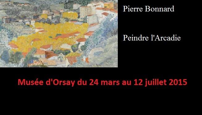 Peindre l'Arcadie par Pierre Bonnard au Musée d'Orsay