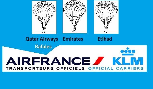 Le renforcement de Qatar Airways en France est une provocation