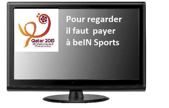 Handball 2015 une frustration de plus venant du Qatar