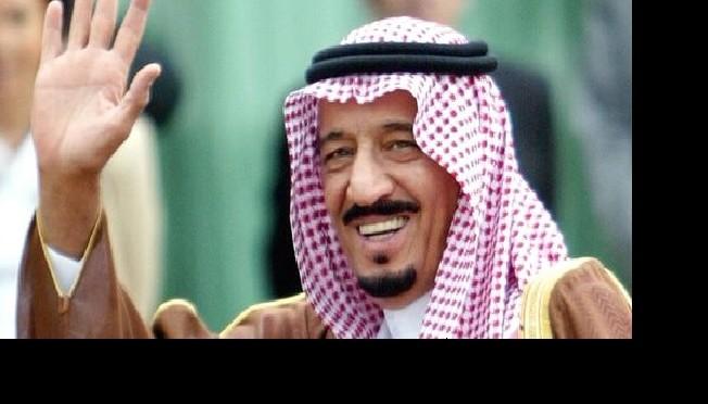 Hollande à la table des Saoud