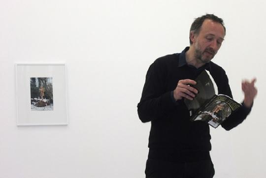 Le Centre d'Art Contemporain de Rouillé accueille David Evrard