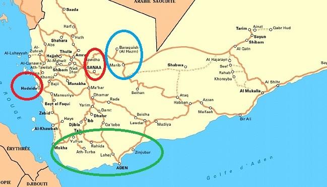 Situation au Yémen ce 25 février 2015