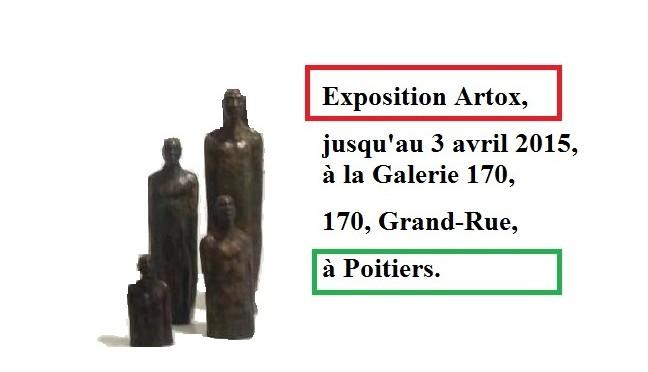 Artox s'expose à Poitiers