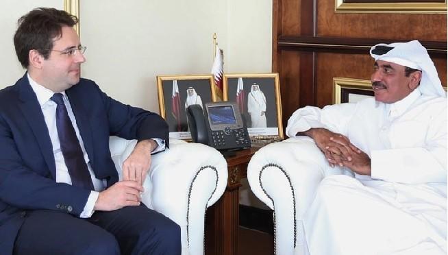 Matthias Fekl au Qatar pour soutenir notre offre économique