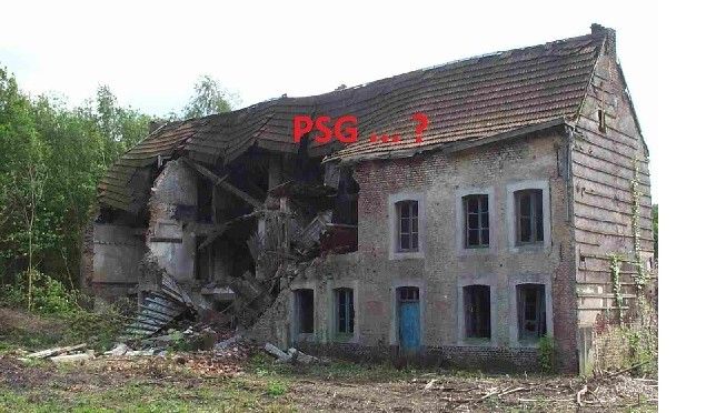Les fondations de la maison psg sont refaire - Refaire electricite maison ...