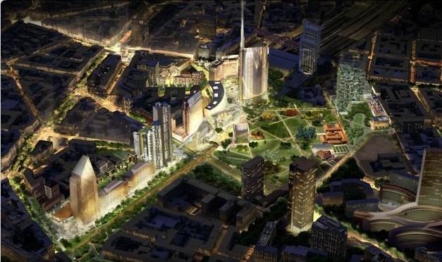 Le quartier de Porta Nuova à Milan dans l'escarcelle du Qatar