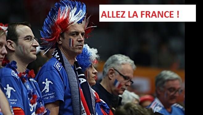 Allez les EXPERTS, Allez la France