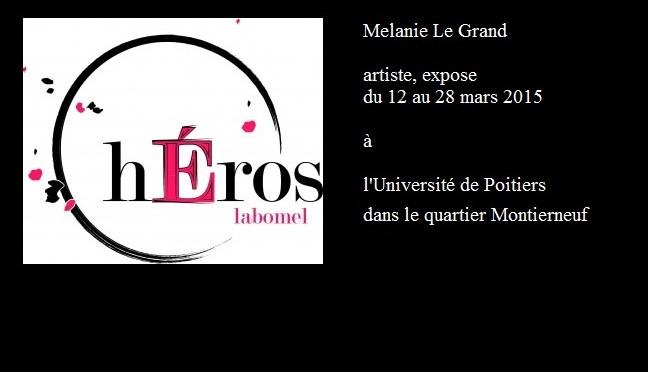 Mélanie Le Grand une fée qui crée des anges
