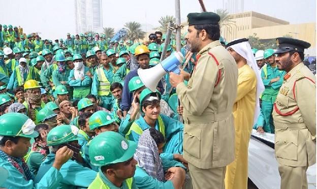 Le non-paiement des salaires dans les pays du Golfe peut déraper