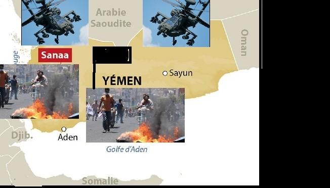 Yémen la situation au 20 juillet 2017