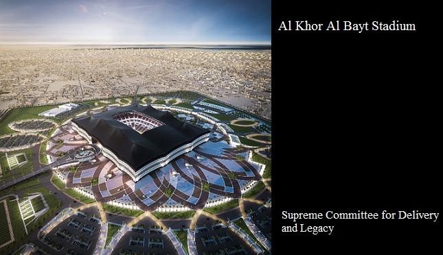 Les italiens vont construire Al Khor Al Bayt Stadium