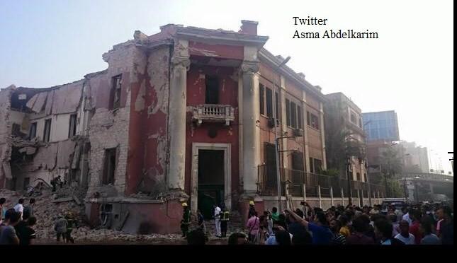 Egypte, l'ambassade italienne au Caire victime d'un attentat