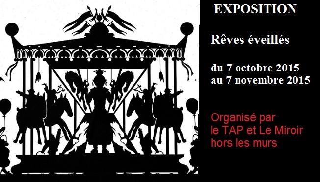 REVES EVEILLES au TAP de Poitiers
