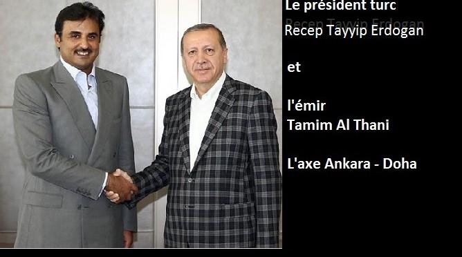 La base militaire turque au Qatar se précise
