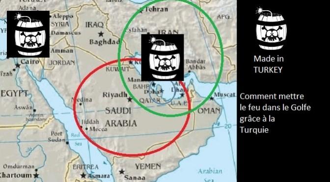Le seul à pouvoir arrêter la crise dans le Golfe est Donal Trump