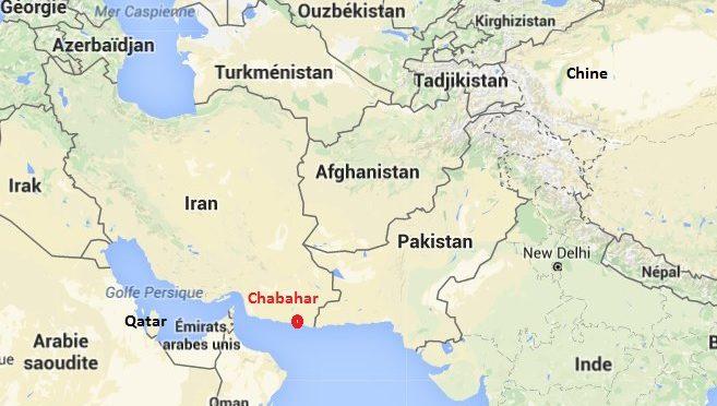 Chabahar le point de rencontre entre l'Iran et l'inde
