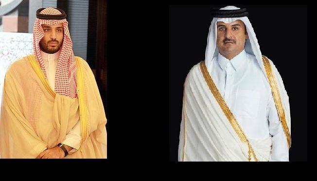 Doha 13 juillet 2017, le Qatar est plus dans l'émotion que dans l'action