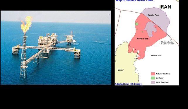 Les iraniens vont produire plus de gaz que le Qatar en 2017