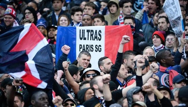 Michaël Tommasi, le vice-président du Collectif Ultras Paris
