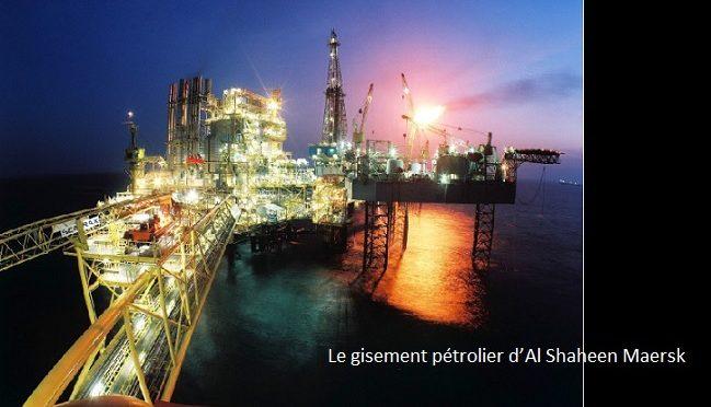 Le Qatar favorise Total au détriment de Maersk