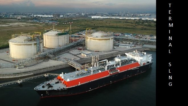 Le terminal SLNG (Singapore LNG Corporation)