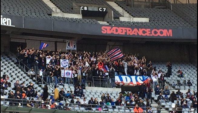 Les Ultras Paris ne renoncent pas
