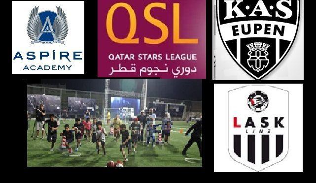 Combien de qataris jouent au football ?